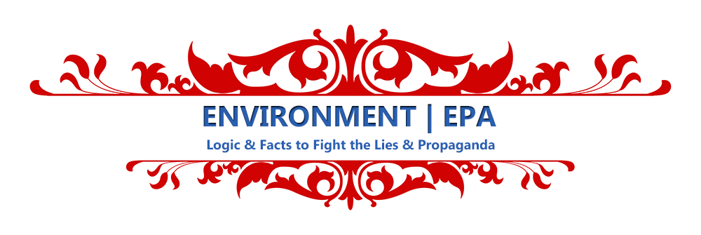 Feel free to copy and paste these Environment / EPA related social media clips. They're all under 140 characters so they will work on Twitter.