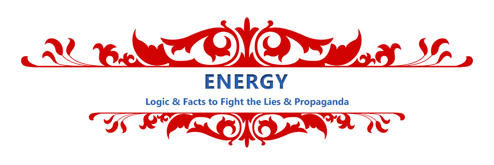 ENERGY – Facts and News Links