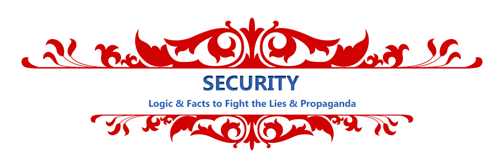 NATIONAL SECURITY – Facts & News Links